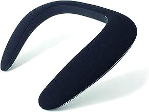 NAXA Electronics NAS-3100 Wearable Bluetooth Speaker, Black