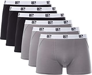 Gray Small to 7XL New Without Packaging Men/'s ProClub Boxer Trunks 2 pack