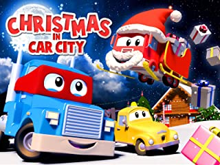 Christmas in Car City