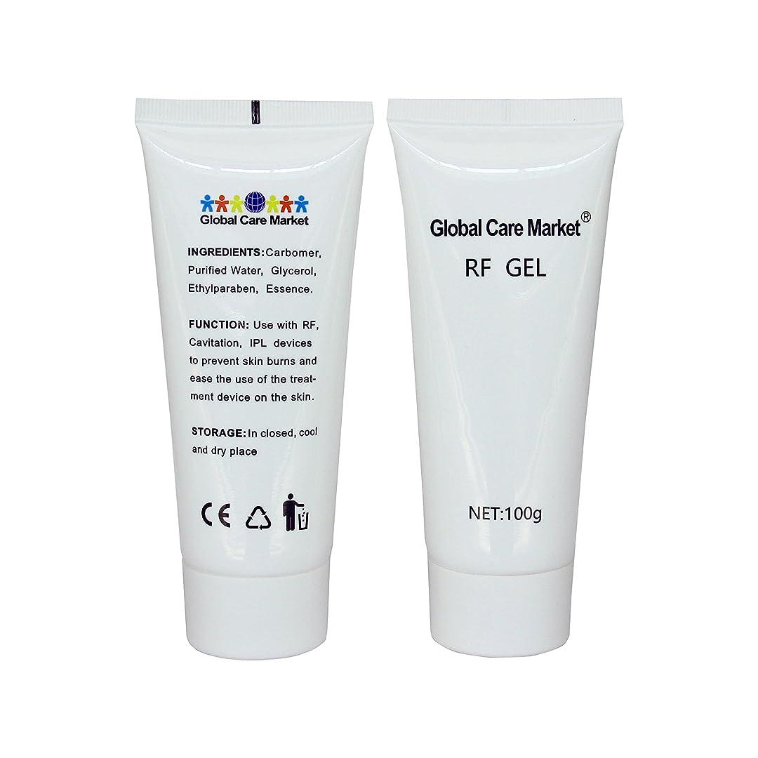 十億独占複雑でないRF GEL(2 Pack) - 高周波治療装置に使用する皮膚冷却および潤滑です