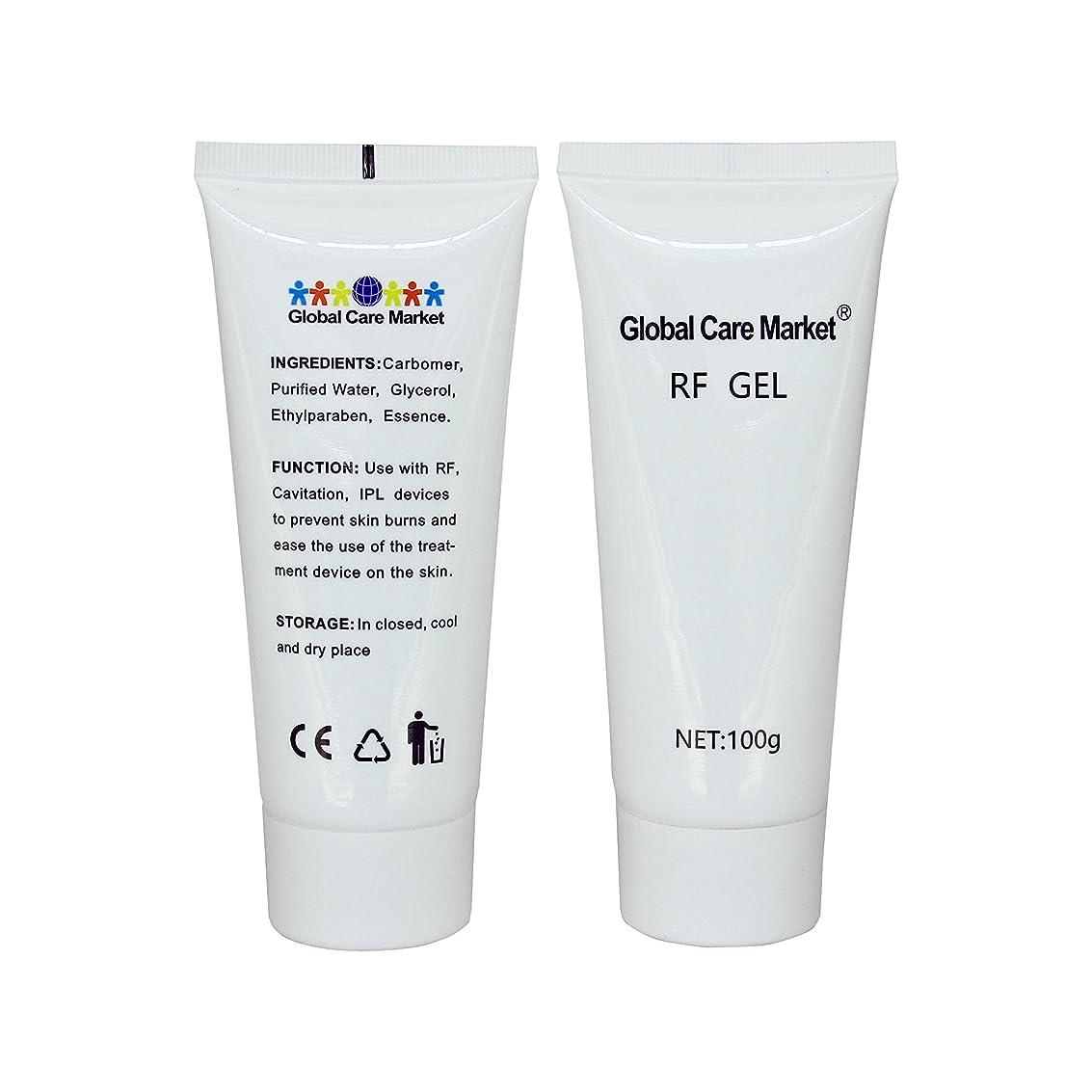 退屈スキー動揺させるRF GEL(2 Pack) - 高周波治療装置に使用する皮膚冷却および潤滑です