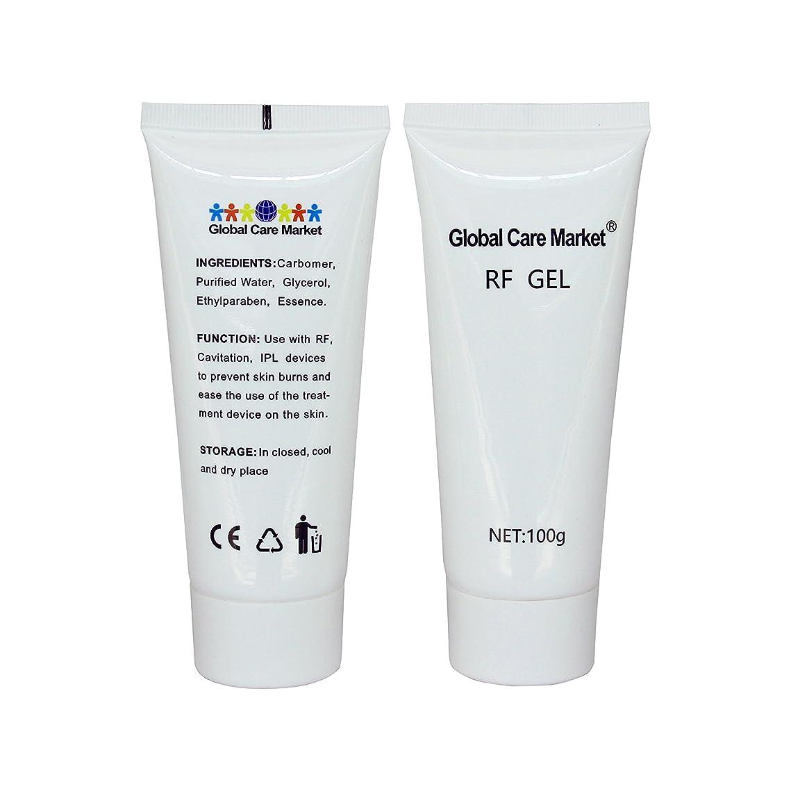 セクタ専制伝えるRF GEL(2 Pack) - 高周波治療装置に使用する皮膚冷却および潤滑です
