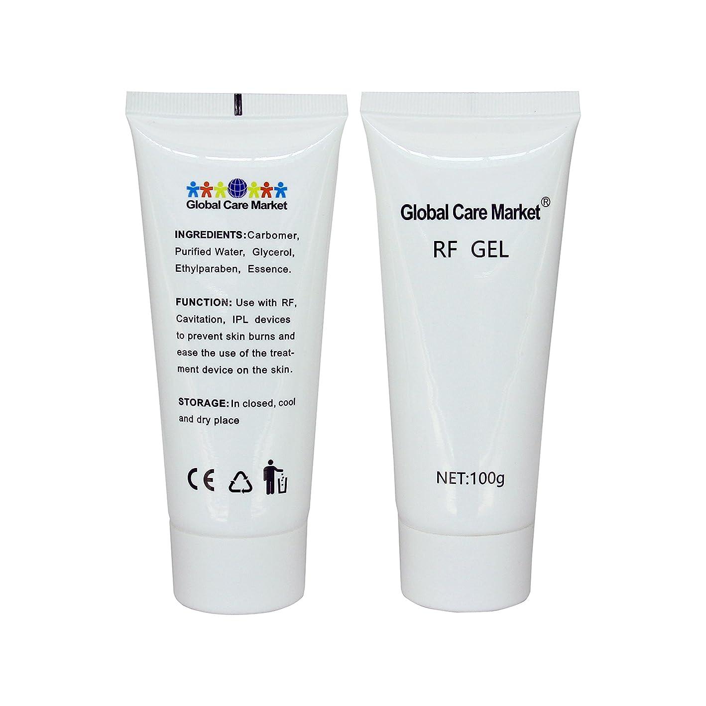 魅力維持する膨張するRF GEL(2 Pack) - 高周波治療装置に使用する皮膚冷却および潤滑です