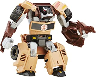 Transformers: Robots in Disguise Warrior Class Quillfire (Weaponizers version) (Discontinued by manufacturer)