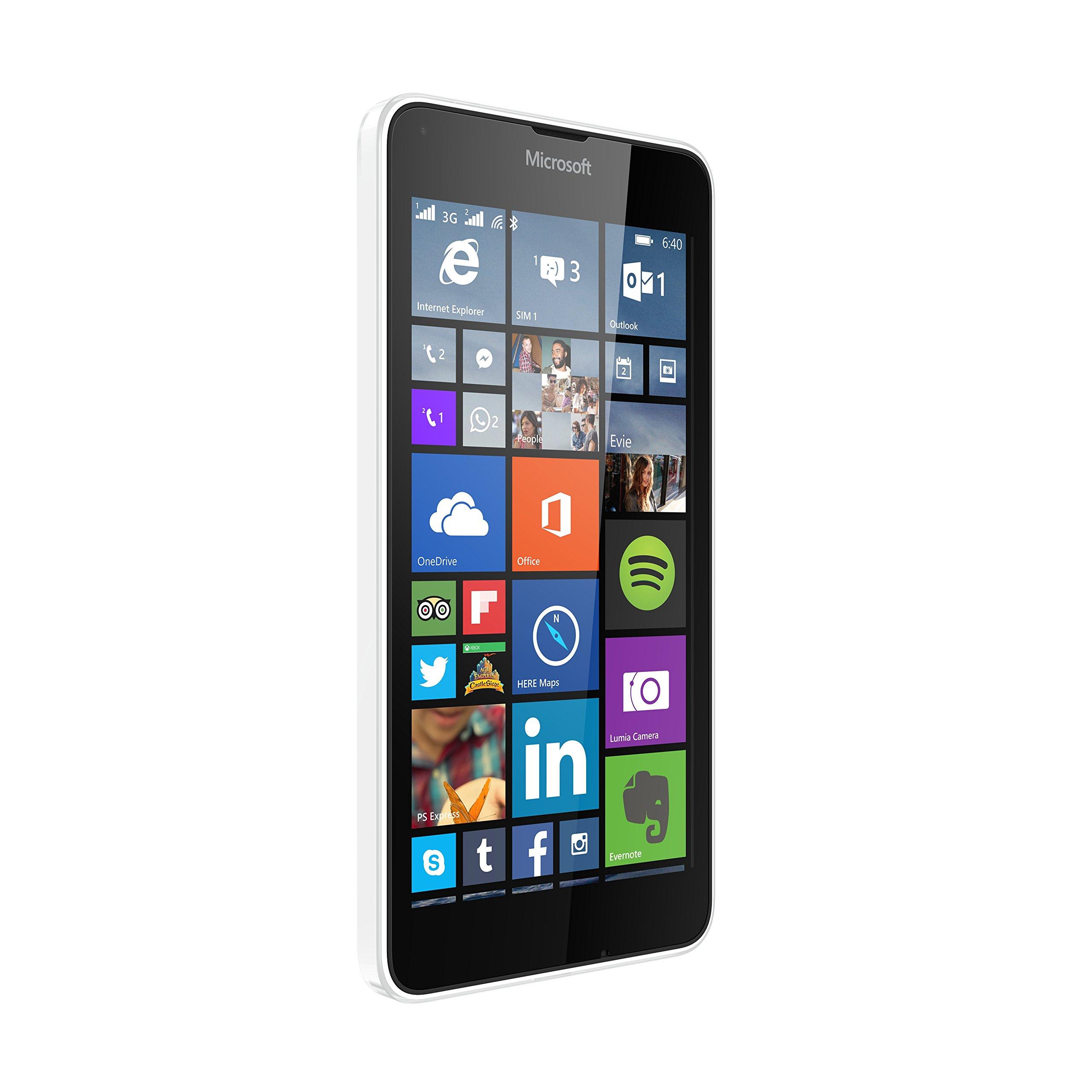 Microsoft A00024282 - Smartphone (1 GB de RAM, 8 GB de memoria ...