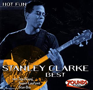 Hot Fun-Best of Stanley Clarke