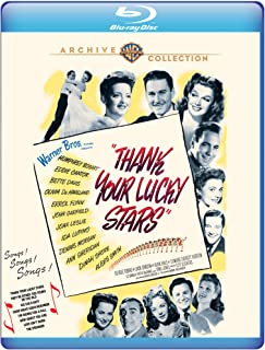 thank your lucky stars 1943 film