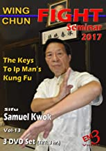 Wing Chun Fight Seminar - 2017 Long Beach CA By Samuel Kwok