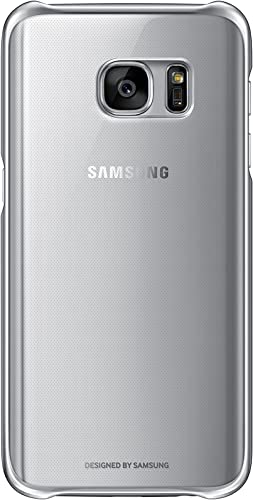 popular Samsung discount Galaxy online sale S7 Case Clear Protective Cover - Silver (Not for S7 Edge) online