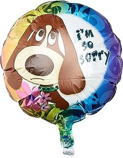 """CTI Foil Balloon 114869 I'M SO SORRY 17"""" Multicolored"""