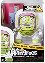 MGA Entertainment The Hangrees Buzz Tootyear Collectible Parody Figure with Slime