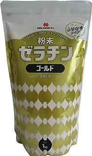 新田ゼラチン 粉末ゼラチン ゴールド
