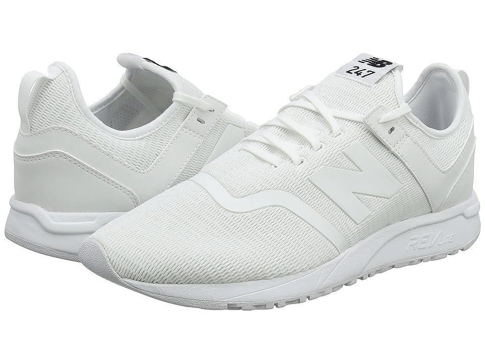 New Balance Classics MRL247 (White) Men