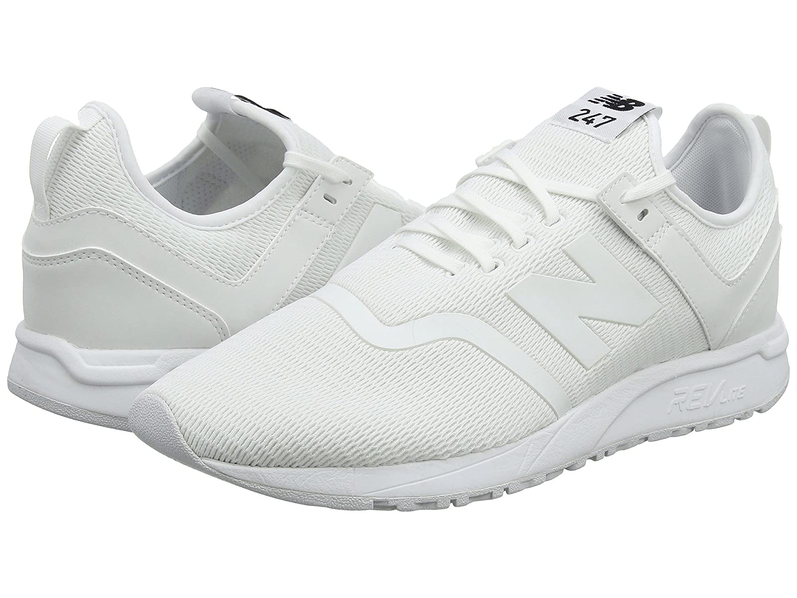 New Balance Classics MRL247Atmospheric grades have affordable shoes