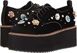 Shellys London Flora platform oxford