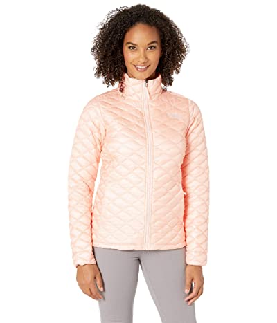 The North Face ThermoBalltm Jacket (Pink Salt) Women