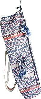 Blonde Peacock Yoga Mat Bag