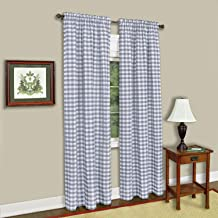 Best overstock buffalo check curtains Reviews