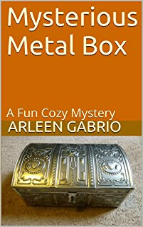 Mysterious Metal Box: Mike and Peter FBI agents #2 (A Fun Cozy Mystery )