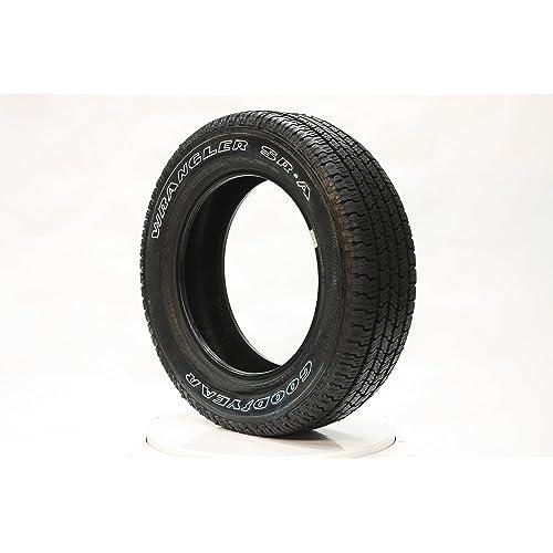 Goodyear Wrangler SR-A Radial Tire - 265/60R18 109S