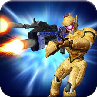 Us Army Robot War Superhero Robot