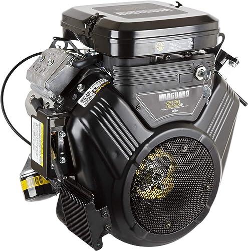 discount Briggs and Stratton 386447-0090-G1 23 HP online outlet sale Vanguard Engine, Black online sale