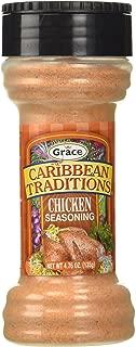 Caribbean Traditions Chicken Seasoning