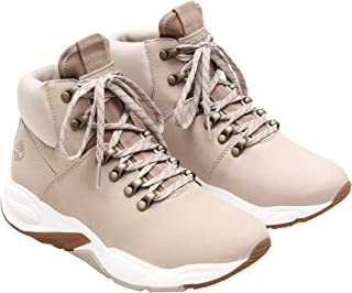 Timberland Womens Delphiville Hiker High-Top Sneakers