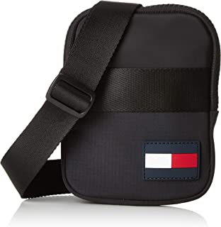 Tommy Hilfiger Tommy Compact Xover Sports Tape Messenger Bag