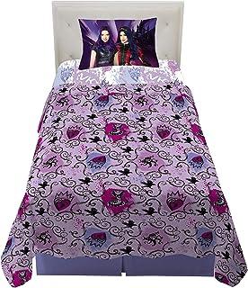 Franco Kids Bedding Super Soft Microfiber Sheet Set, 3 Piece Twin Size, Disney Descendants 3
