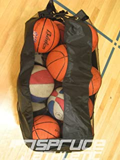 Spruce Athletic XL 重型球包(可容纳 18 个足球或 15 个青少年篮球)