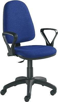 DAMS Fabric Operator Seating – Silla de Oficina (presupuesto Tela, tamaño Mediano, Color