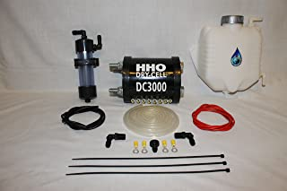 HHO KIT DC-3000 ENGINES<2000cc DRY CELL HYDROGEN 100% INOX 316L