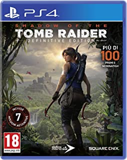 Shadow of The Tomb Raider Definitive Edition - Complete - PlayStation 4