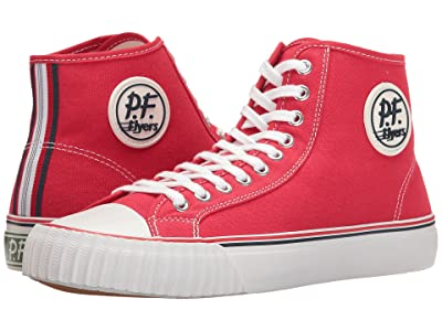 PF Flyers Center Hi (Red) Men
