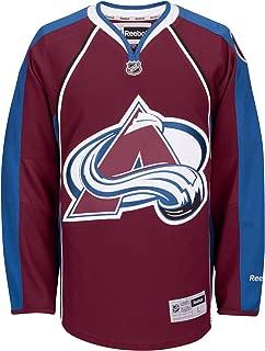 Reebok Colorado Avalanche Premier Home Team Jersey (Maroon) Large