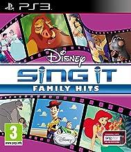 Disney Sing It Family Hits (PS3) [Importación Inglés]