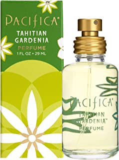 Pacifica Beauty Tahitian Gardenia Spray Clean Fragrance Perfume, Made with Natural & Essential...