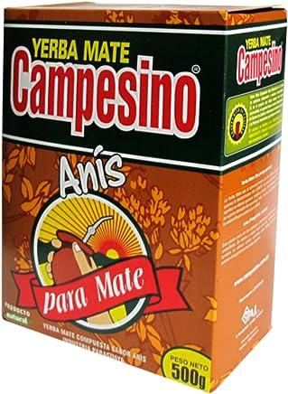 Yerba Mate Campesino with Aniseed 500g