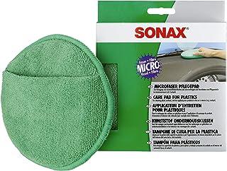 SONAX Australia Care Pad for Plastics Microfiber 18 cm Diameter (417200)