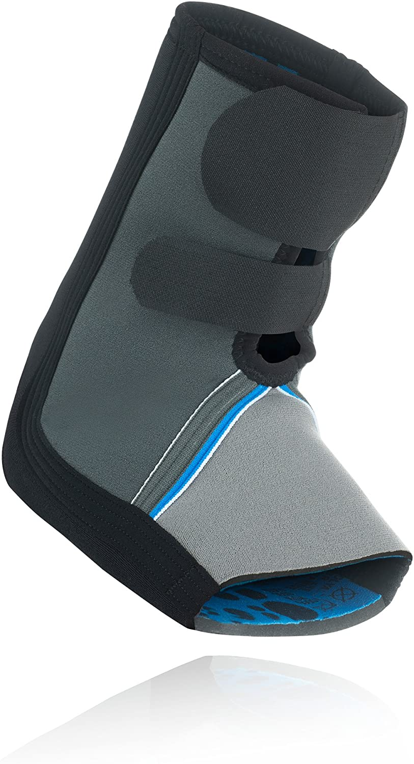 Rehband Core Line Ankle Support 7770 5mm - Mediu Limited Ranking TOP4 Special Price Grey Neoprene