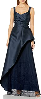 Women's Mikado Long Dress