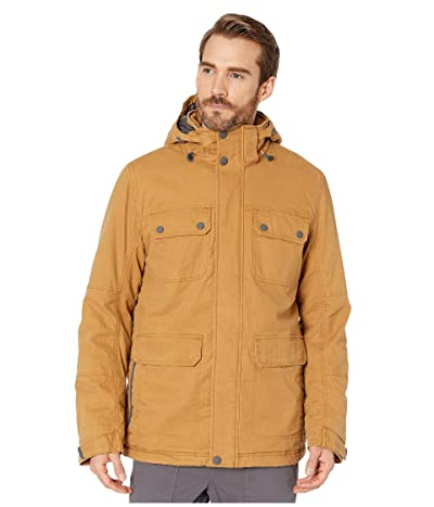 Prana Bronson Towne Jacket (Embark Brown) Men