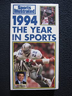 1994 - The Year in Sports (Sports Illustrated)