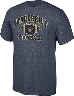 Elite Fan Shop NCAA Men's Football T-Shirt Dark Heather