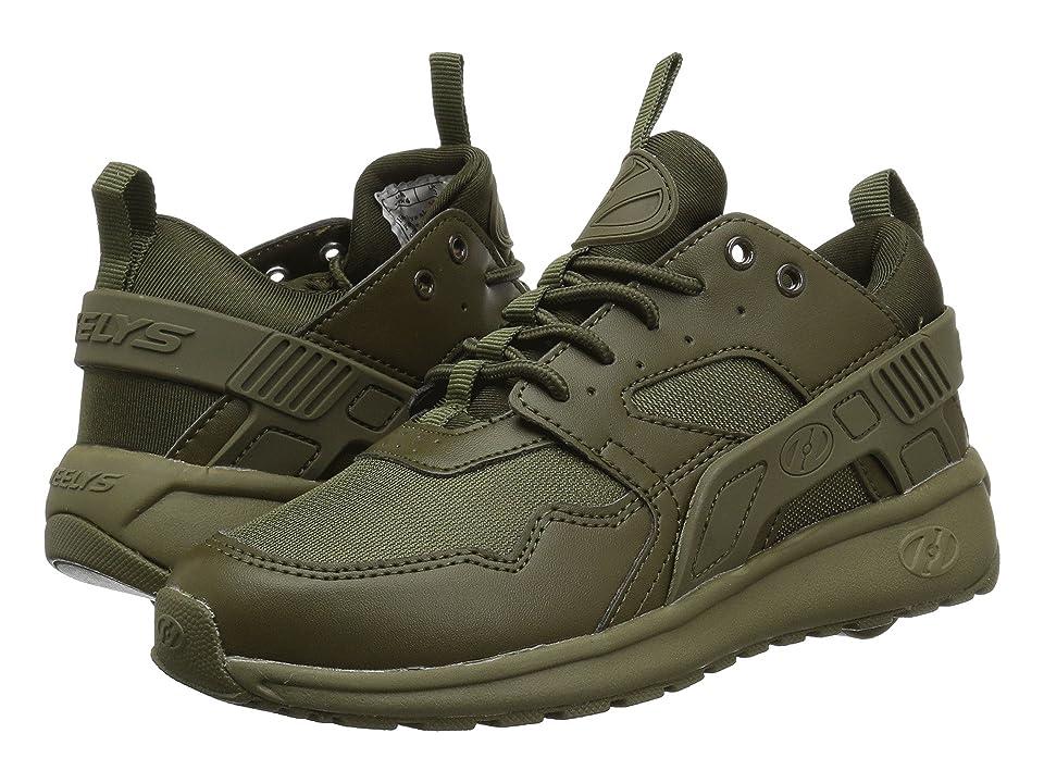 Heelys Force (Little Kid/Big Kid/Adult) (Triple Dark Green) Boys Shoes