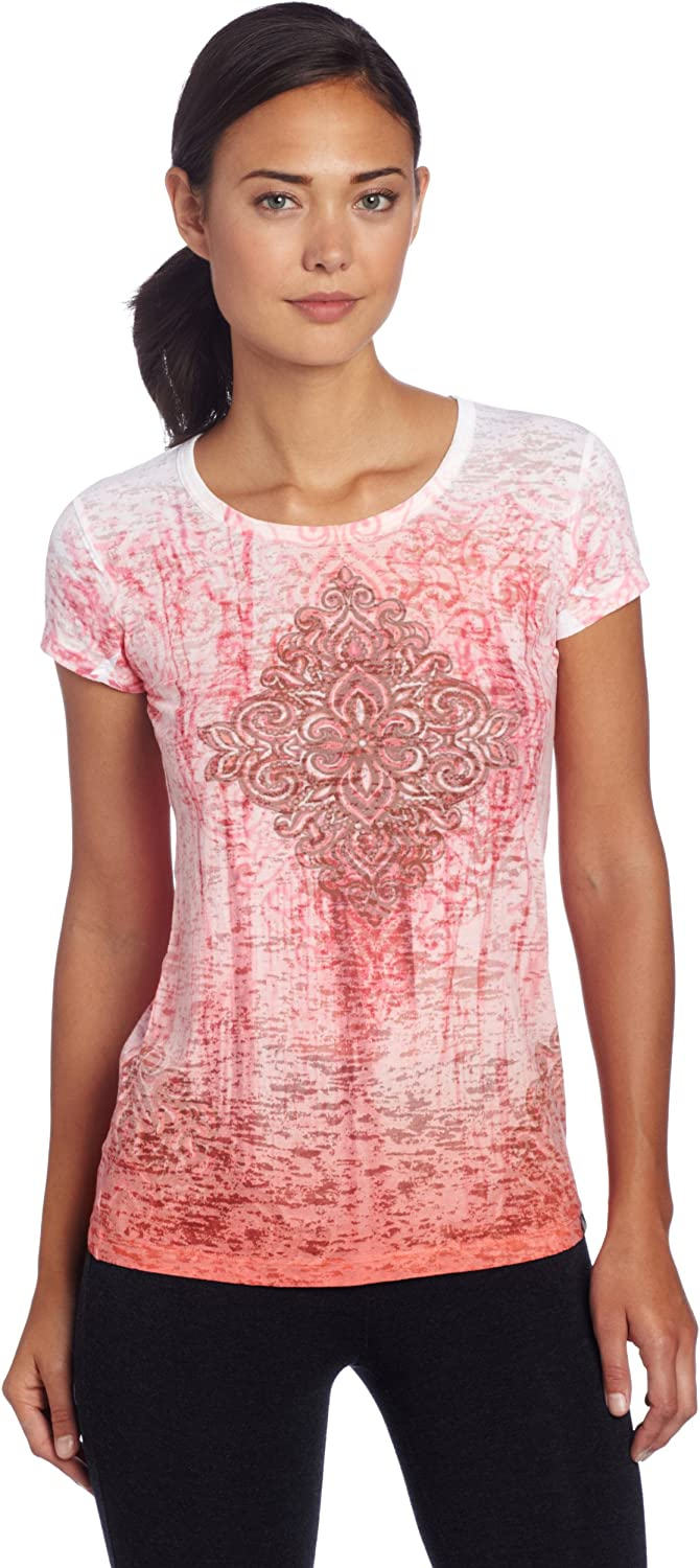 prAna Women's Rapture Tee OFFicial Spring new work one after another shop Short Sleeve