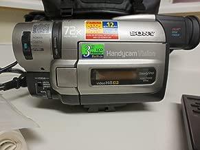 Sony Handycam Ccd-trv93 Hi8 Video Camera Camcorder