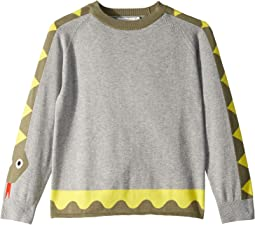 Snake Sweater Early (Toddler/Little Kids/Big Kids)