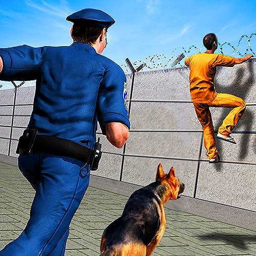 Prisioneiro de mente criminosa fuga em simulador de crime de cidade de vegas: Ataque de polícia em tempo difícil jogo de sobrevivência de aventura de quebra de prisão 2018